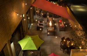 BLVD Portland Patio