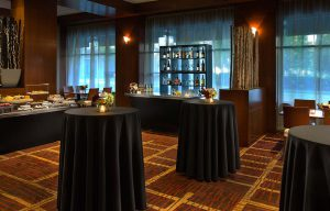 Catered Reception