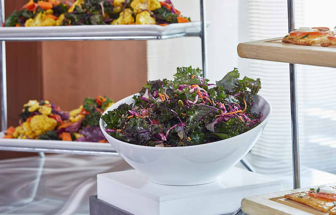 Kale Power Greens Salad