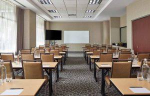 Meeting Room Classroom Setup